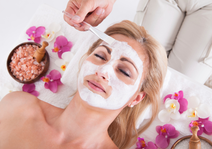 beauty and skincare treatments
