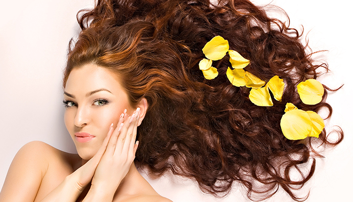 Leave your hair loose - Hair care tips for rainy season