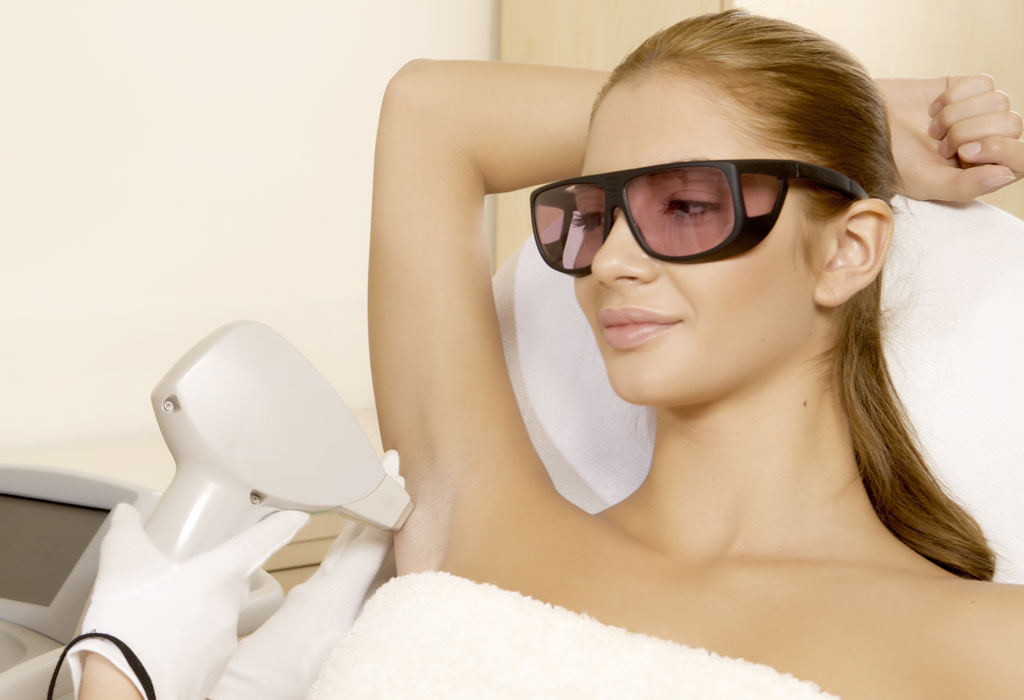 Benefits of laser hair removal - painless procedure