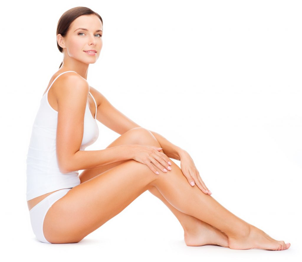 Benefits of laser hair removal - it's permanent