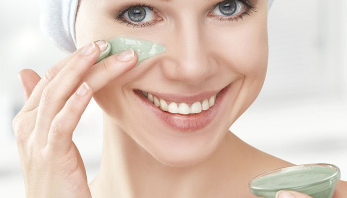 hyaluronic acid in skin care product