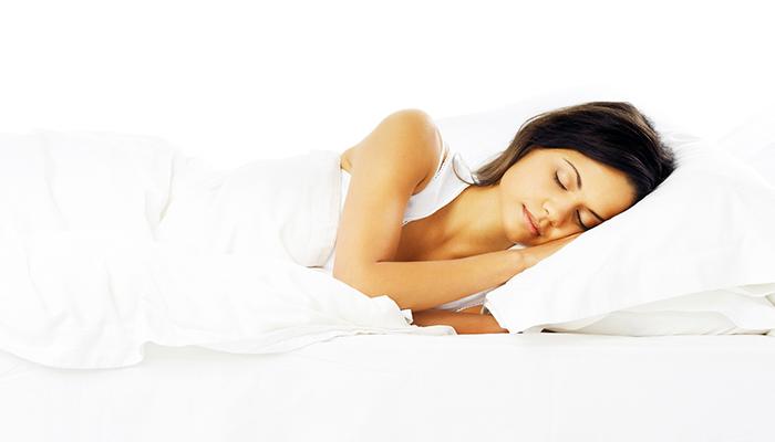 sleep well for better skin