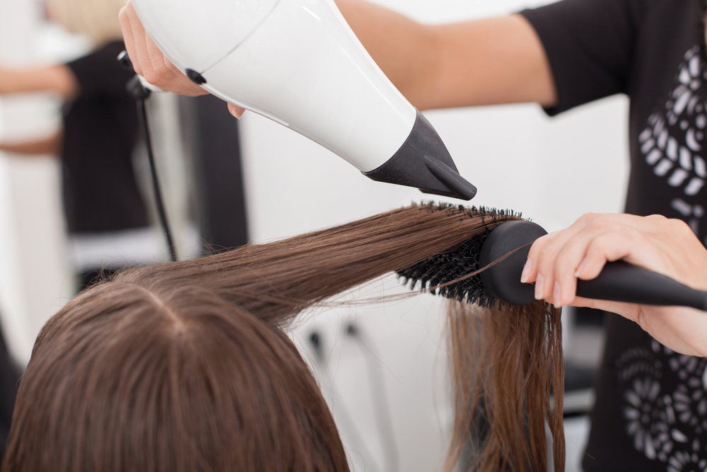 blow-drying-your-hair