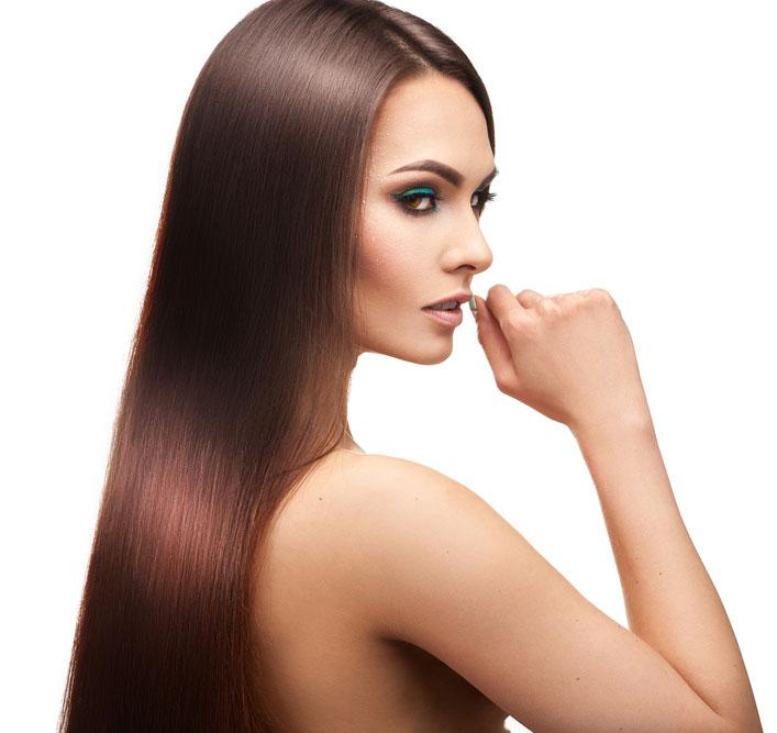 Chemical Hair Straightening Process Japanese Straightening