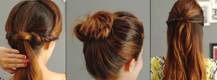 Quick Hairstyles for Oily Hair