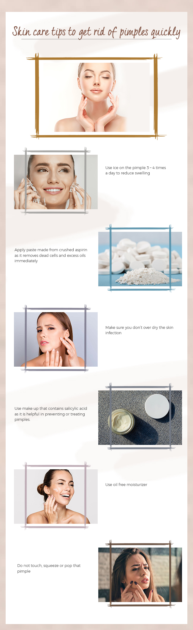 Skin-care-tips-get-rid-of-pimples-quickly