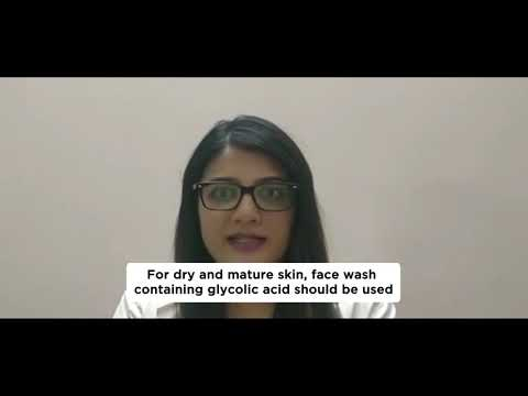 Skincare Routine For Different Skin Types | Video by Dr. Poovamma