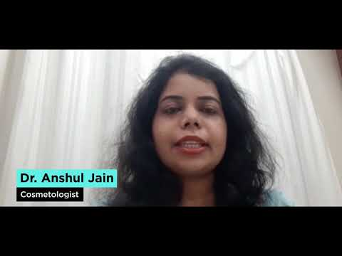 Sunscreen Usage for Sensitive Skin - Video by Dr. Anshul Jain