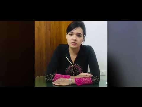Video by Dr. Anjali Ullas on Psoriasis