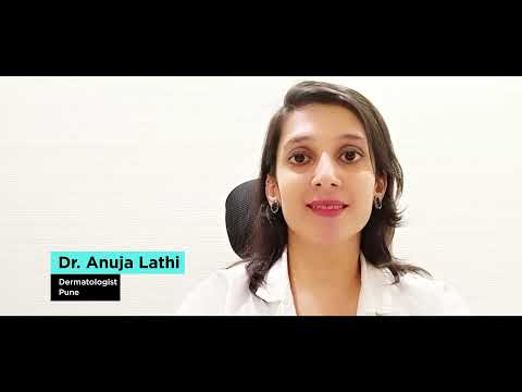 Video by Dr. Anuja Lathi on How to Apply Sunscreen