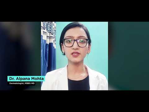 Video by Dr. Alpana Mohta | Maskne and How to Prevent It