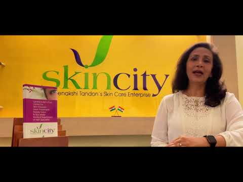 Video by Dr. Meenakshi Tandon on Skin Ageing