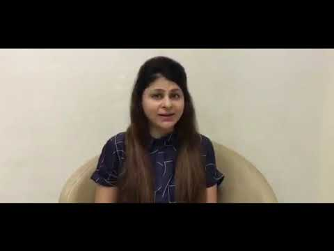 Video by Dr Karishma Balani on Anti-Ageing and its Treatment