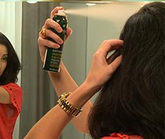 Washing oily hair is a daily chore – simplify it