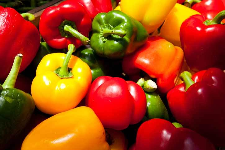 Capsicum for healthy skin