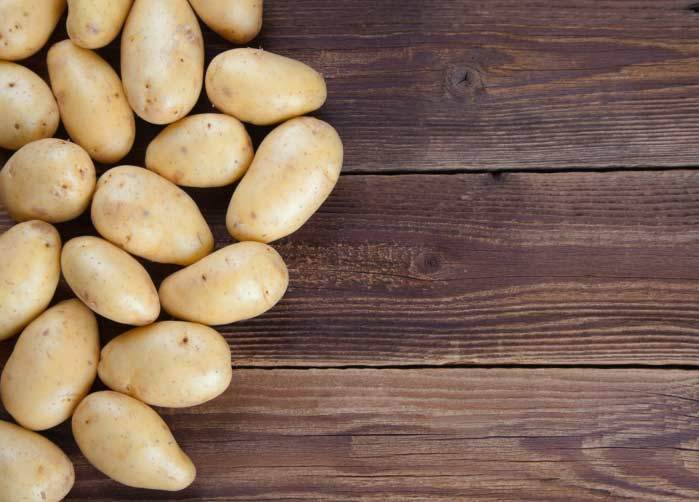 potato for healthy skin
