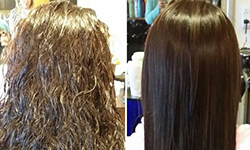 keratin for dry hair
