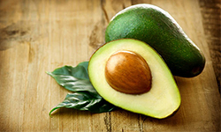 avocado for dry hair
