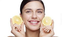 lemon juice for skin whitening