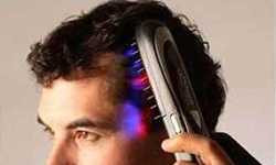 laser comb treatment for hair loss